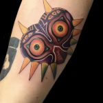 color Tattoo von Tania, Peckstage