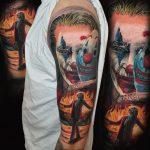 Joker Tattoo von Andre